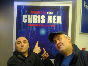 CHRIS REA KONCERT (29.10.2014)