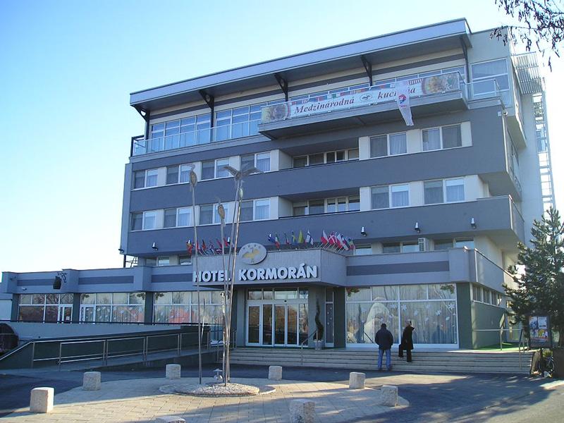 HOTEL KORMORÁN (ŠAMORÍN-ČILISTOV)