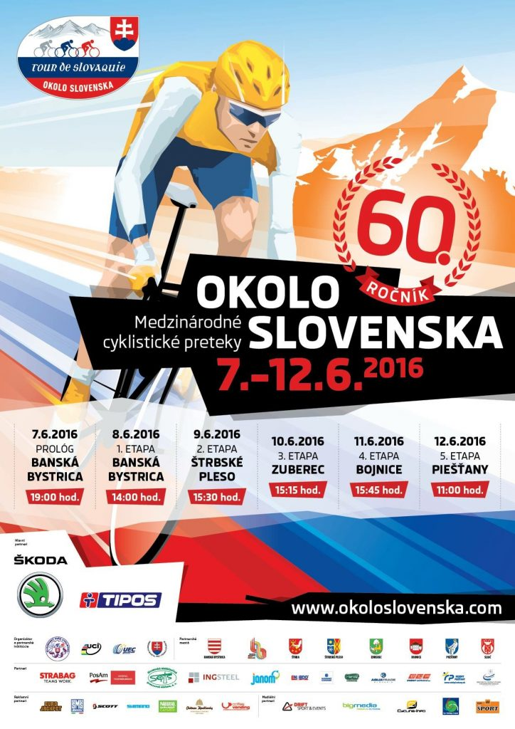 Okolo Slovenska 2016