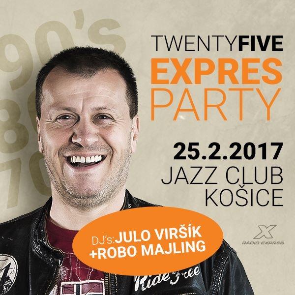 Twenty Five rádia Expres